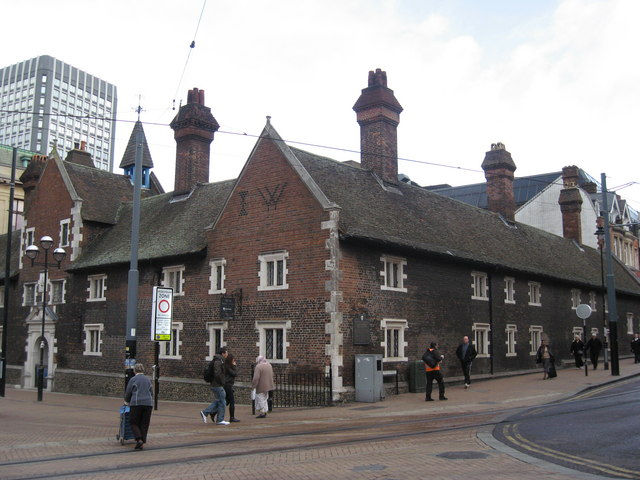 The Whitgift Almshouses