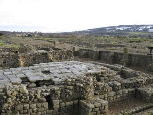 Corbridge Roman Ruins