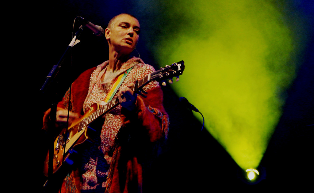 Sinead O'Connor at Ramsbottom Music Festival 2013