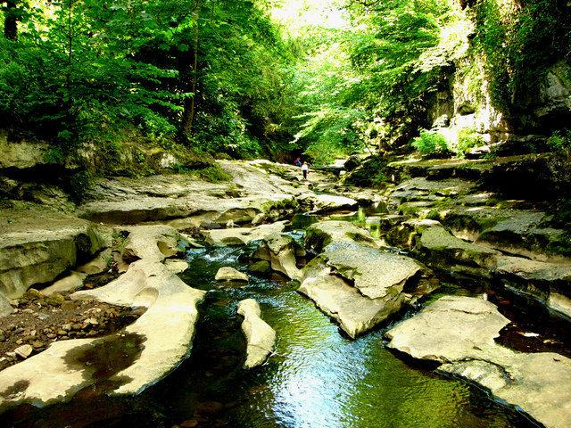 Stean Gorge