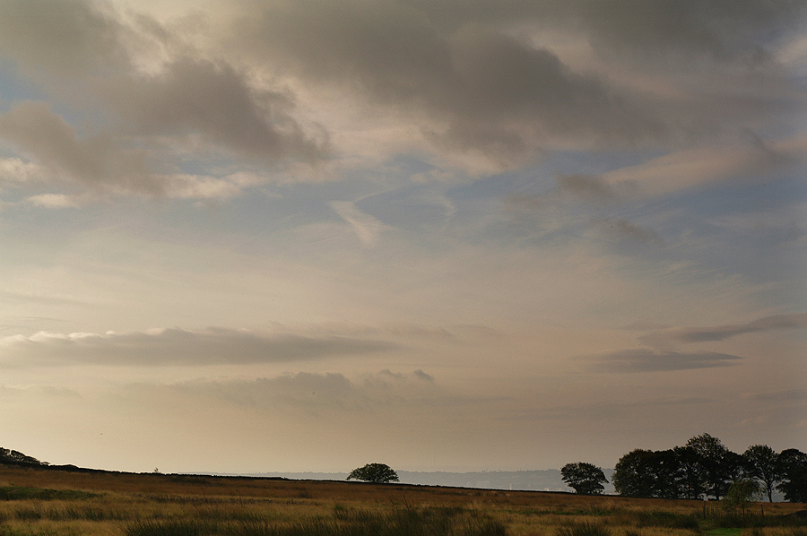 Sunrise on Balidon Moor - Geoff Tynan