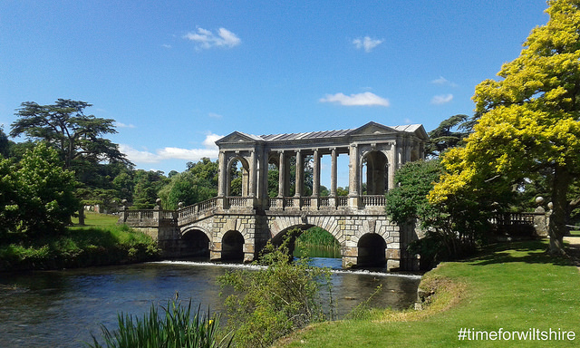 Wilton House Palladium Bridge, © Visit Wiltshire