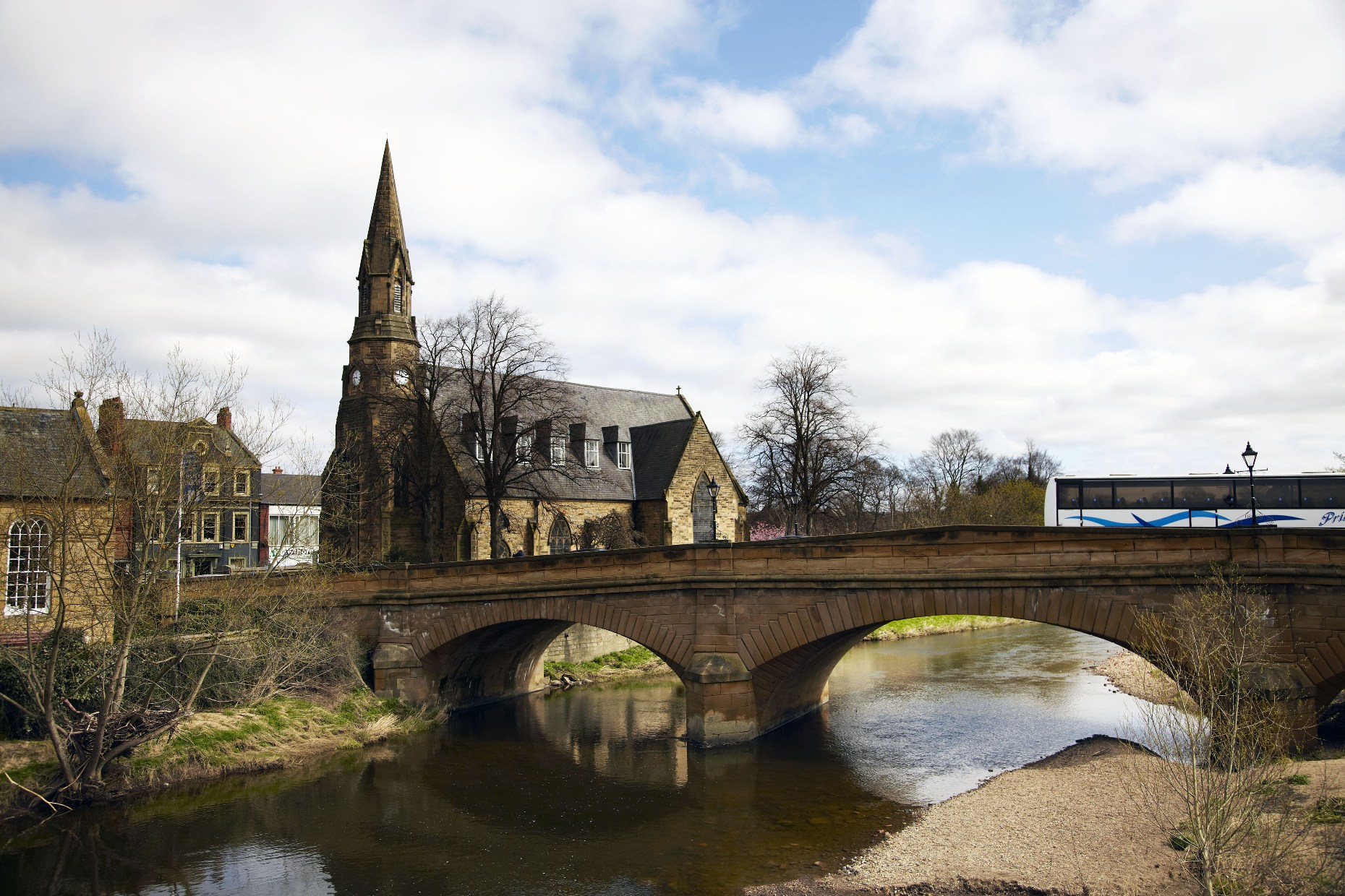 Morpeth in Northumberland ©www.visitnorthumberland.com