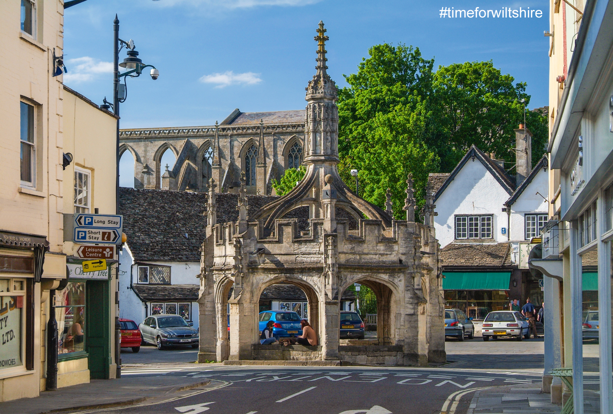 Buttercross © Visit Wiltshire