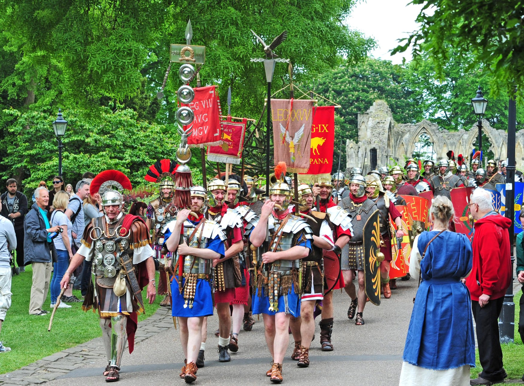Eboracum Roman Festival © Anthony Chappel-Ross and Visit York