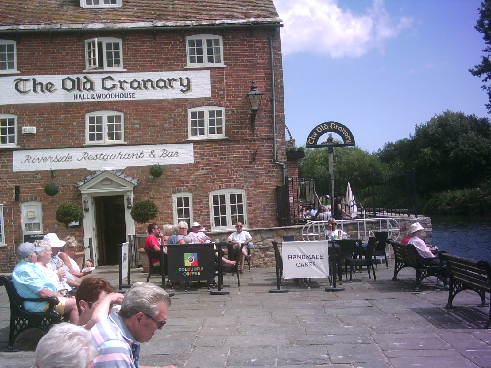 The Old Granary by the Quay © aka