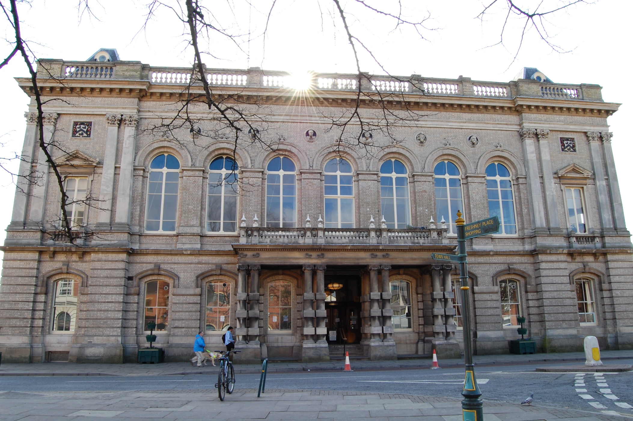 Grimsby Town Hall © visit Lincolnshire