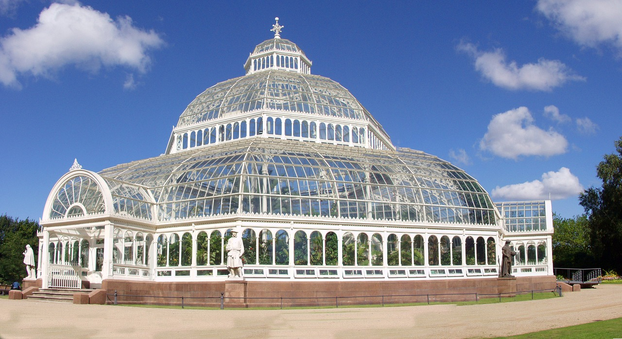Liverpool Palm House by Graham-H on Pixabay