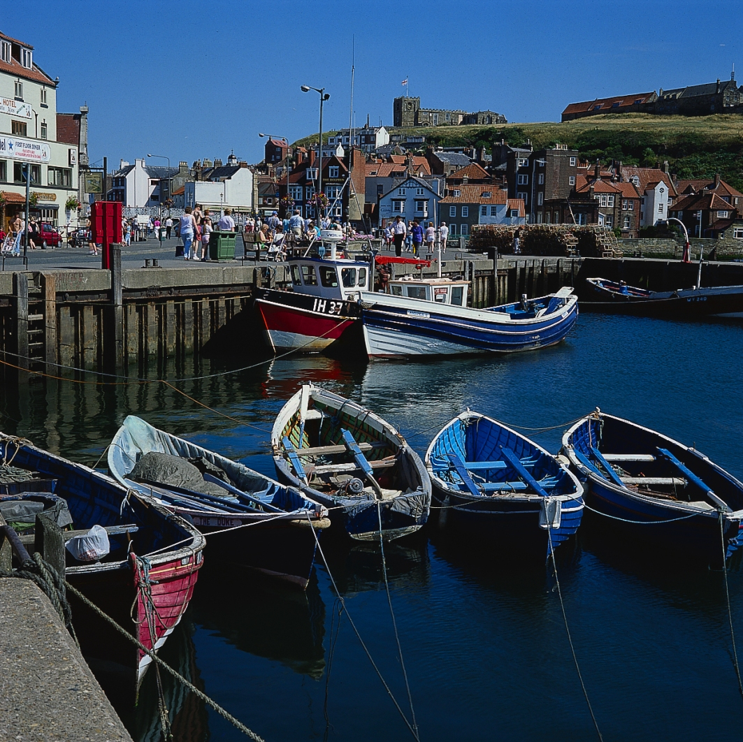 © Welcome to Yorkshire - Whitby Harbour