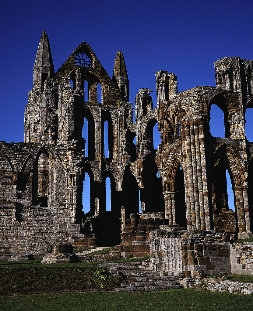 © Welcome to Yorkshire – Whitby Abbey Ruins