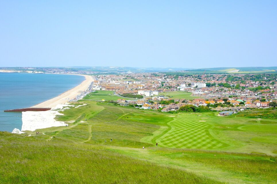 18th Hole © Seaford Town Council