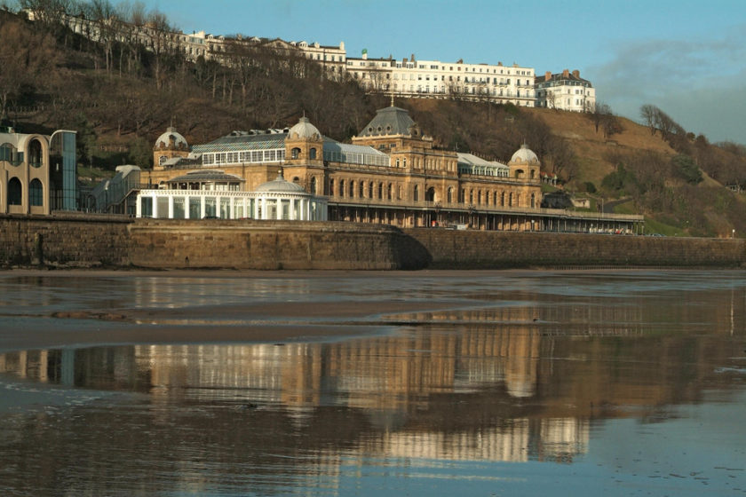 Scarborough Spa © Welcome to Yorkshire