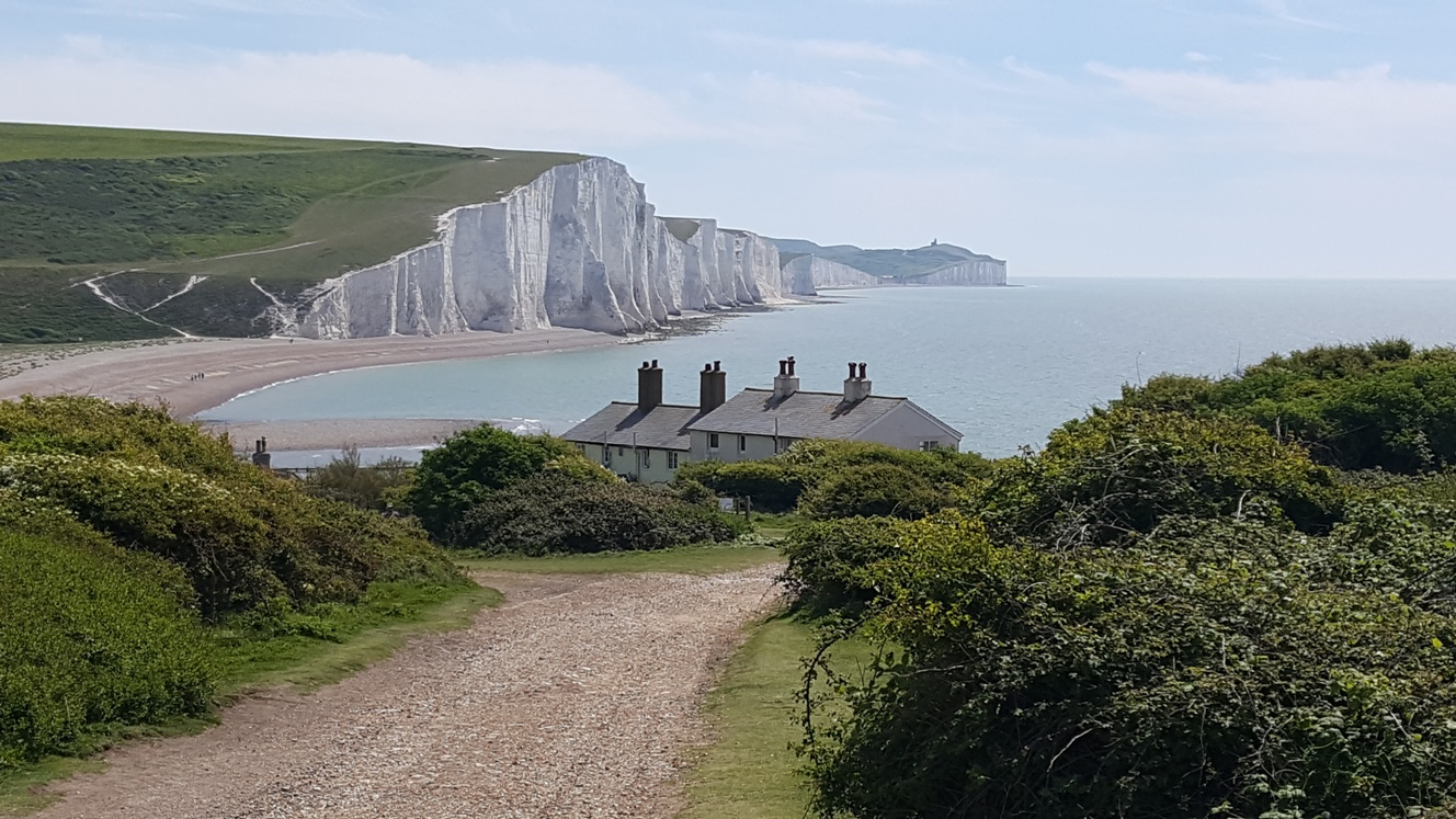 Seven Sisters Coastguard Cottages © Seaford Town Council