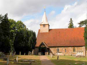 St Michaels and All Saints © visitessex.com