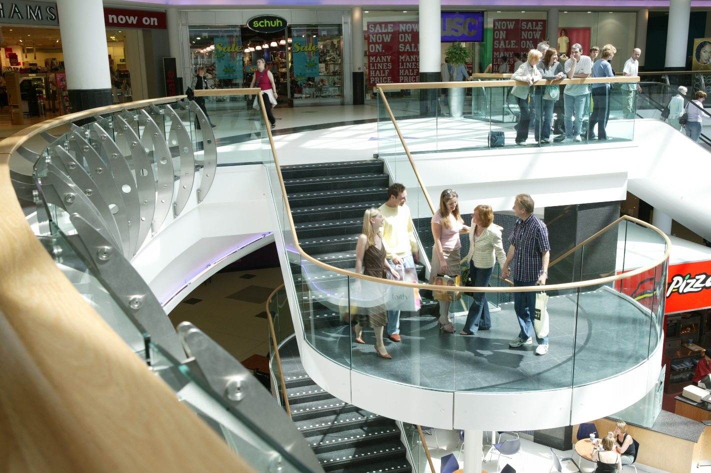 Eastgate Shopping Centre ©The Highland Council