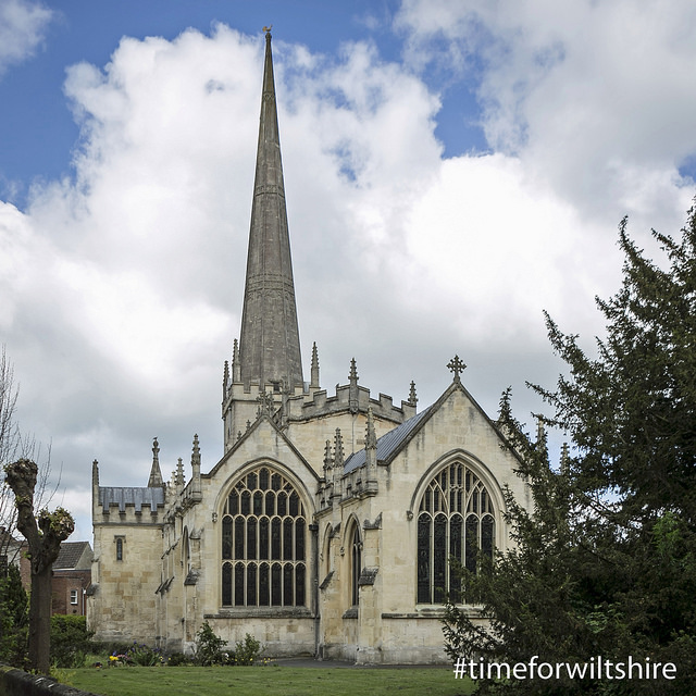 St James Church © Trowbridge Town Council