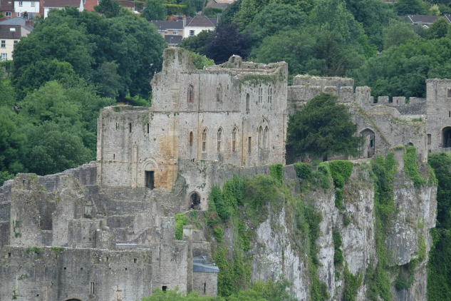 Chepstow Castle © John Burrows