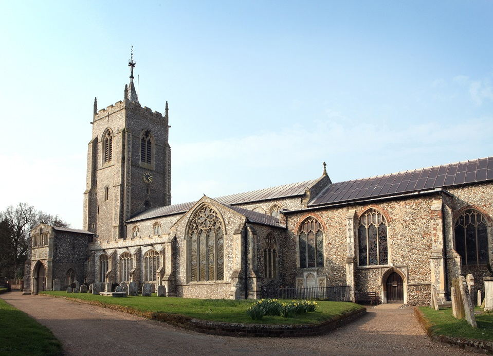 Aylsham Church © visitnorthnorfolk.com