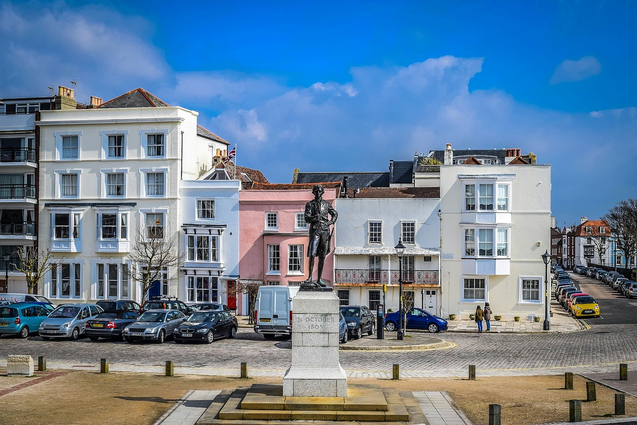 Portsmouth by 921563 on Pixabay