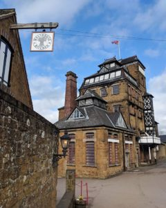Hook Norton Brewery Exterior