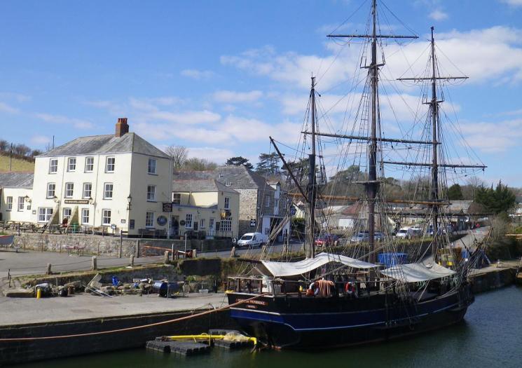 Charlestown Port
