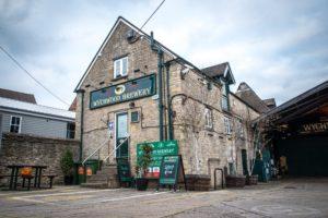 Wychwood Brewery extiror