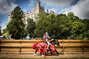 International Jousting and Medieval Tournament © Midnight Communications