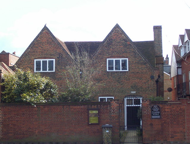 Quaker Meeting House by Robert Timms on geograph