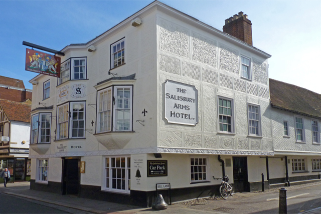 Salisbury Arms by Mike Smith on geograph