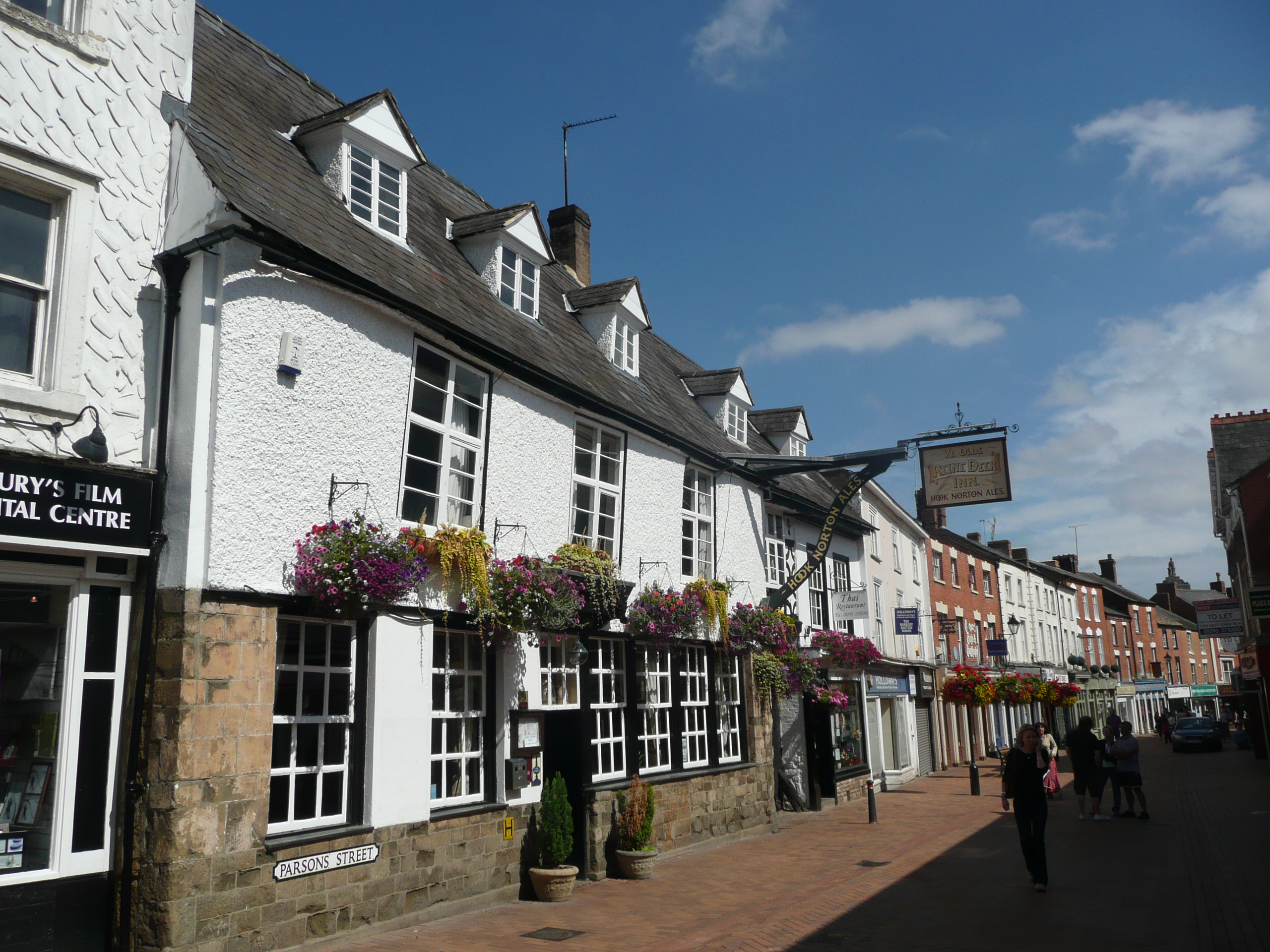 The Reindeer Inn Banbury