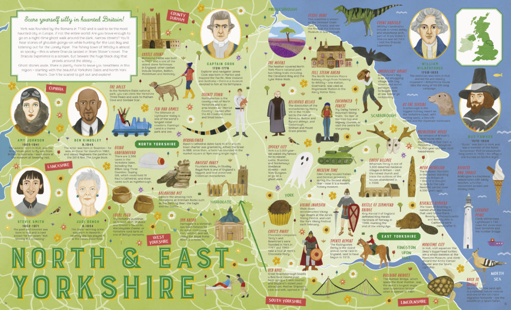 North and East Yorkshire
