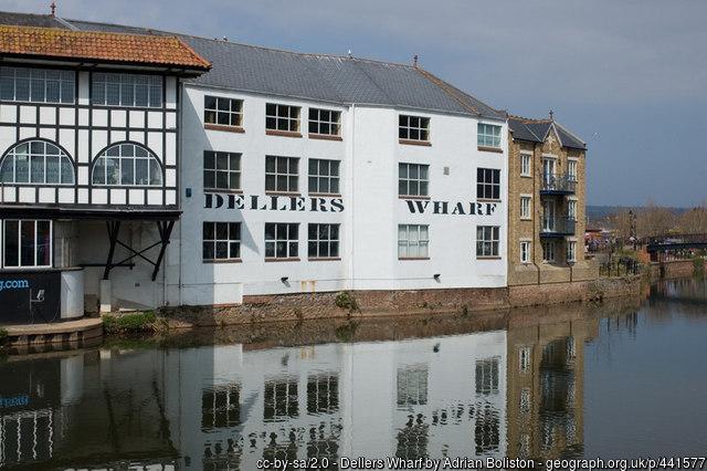 Dellers Wharf, Taunton