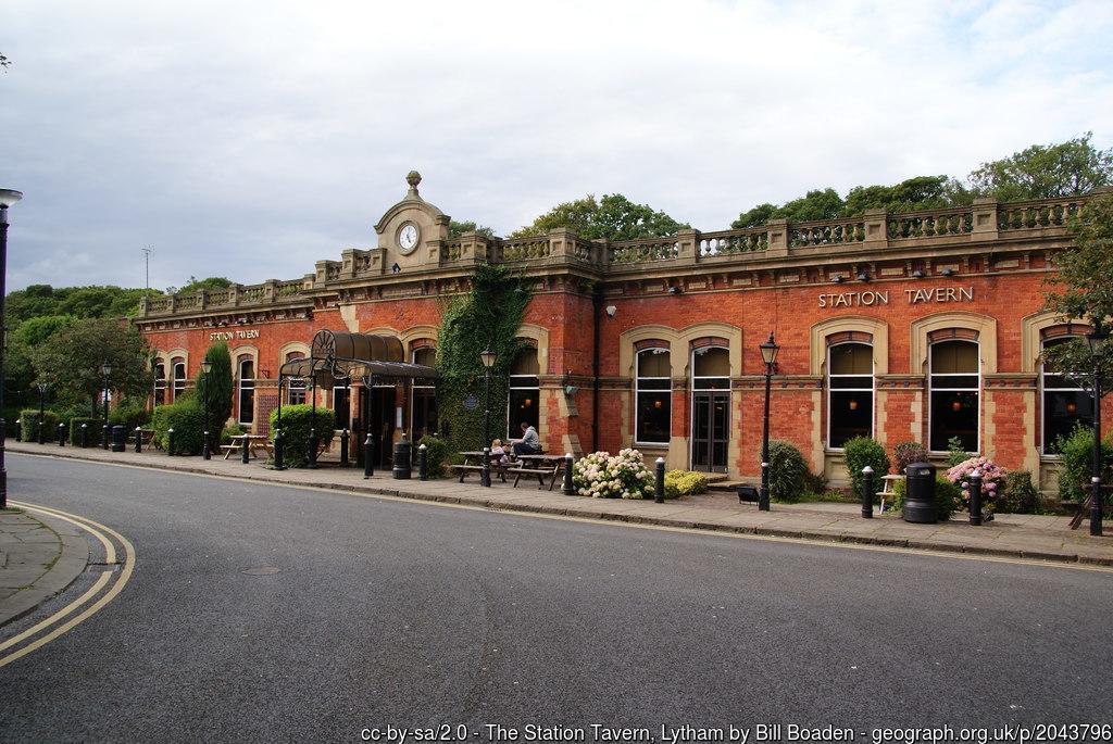 Station Tavern Lytham Fylde