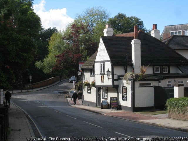 Running Horse, Leatherhead by Oast-House-Archive