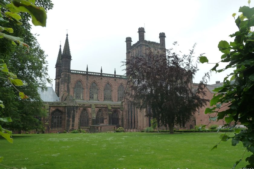Chester Cathedral Rob Farrow