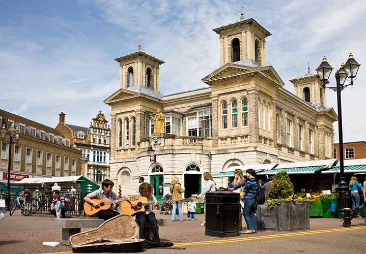 Kingston Market Square
