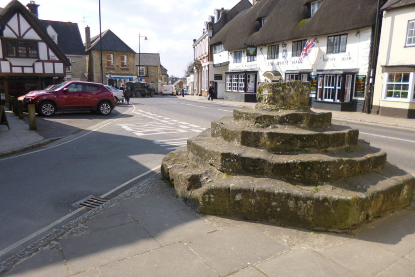 The four step Market Cross