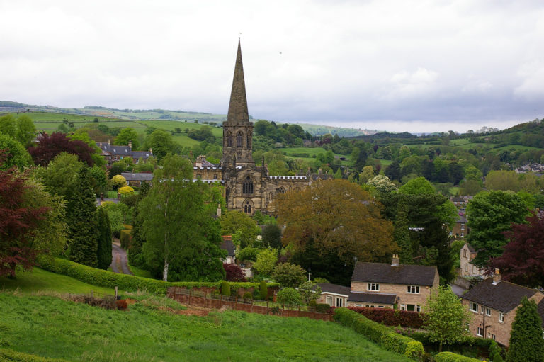 All Saint's Parish Church, Bakewell