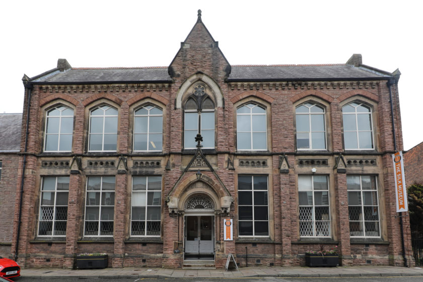 Macclesfield Silk Museum