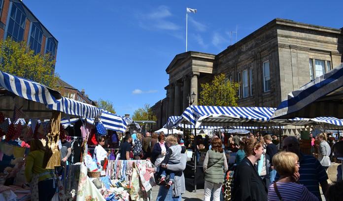 Treacle Market, Macclesfield